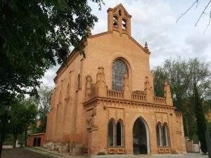 Parroquia de Nuestra Señora del Val (Alcalá de Henares)