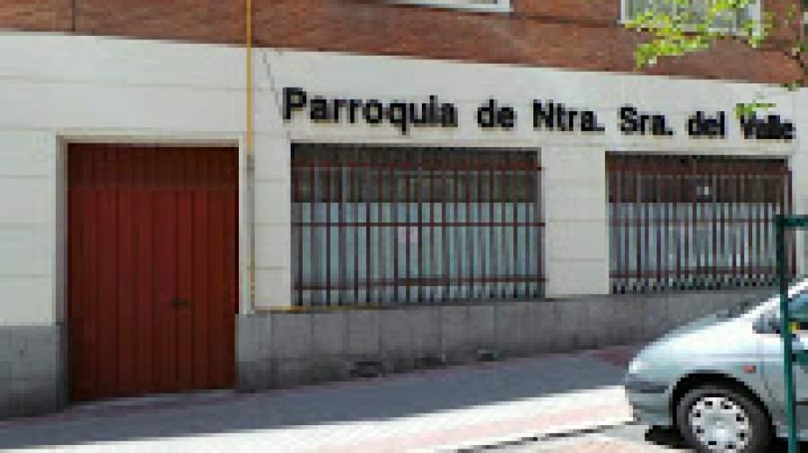 parroquia de nuestra senora del valle madrid