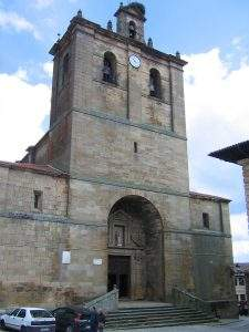 Parroquia de Nuestra Señora del Valle (Vinuesa)