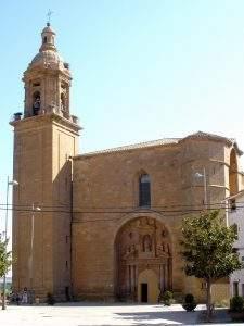 parroquia de nuestra senora la blanca agoncillo