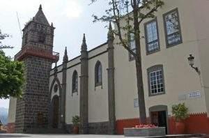 Parroquia de Nuestra Señora la Virgen del Madroñal (Santa Brígida)