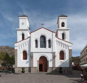 Parroquia de Nuestra Señora la Virgen Milagrosa (La Solana) (Tejeda)