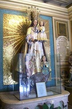 parroquia de nuestra senora madre de la iglesia las indias