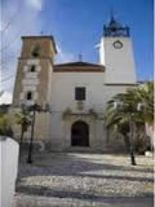 parroquia de nuestro salvador albunuelas
