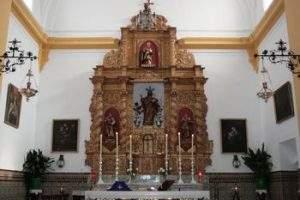 parroquia de nuestro senor y salvador el ronquillo