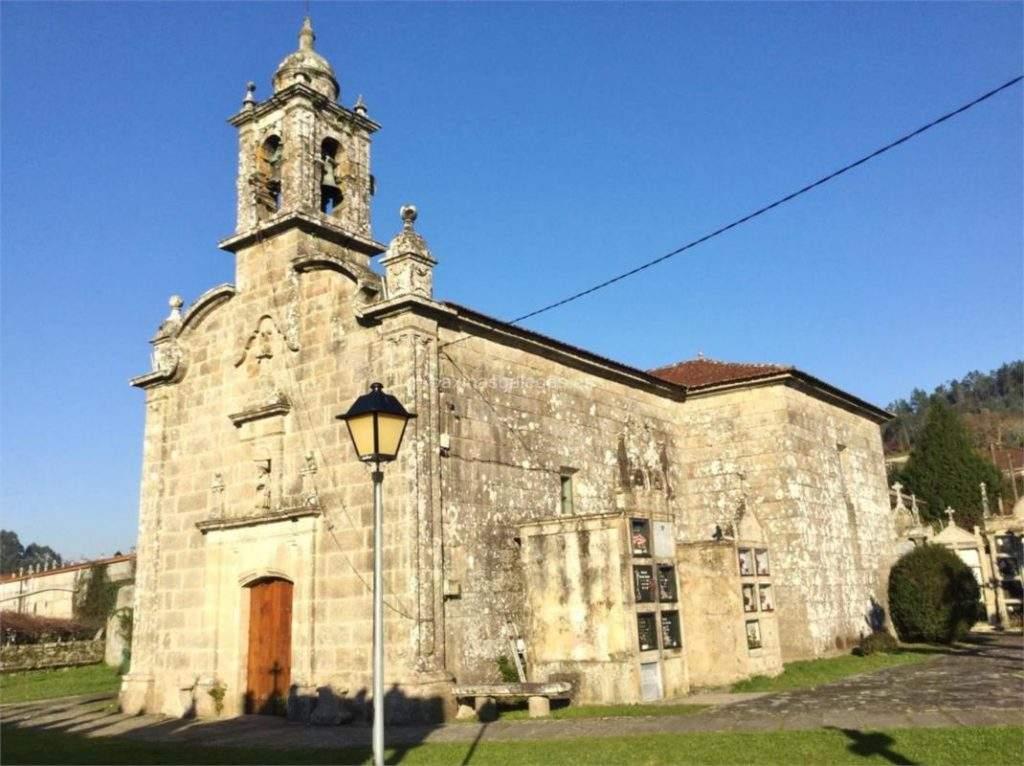 parroquia de pazos pazos de borben