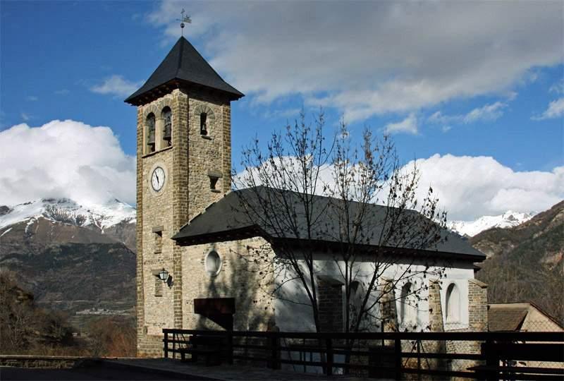 parroquia de piedrafita piedrafita de jaca