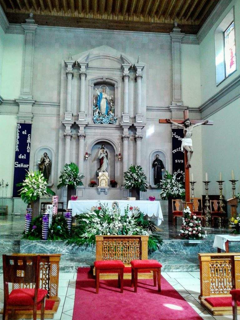 parroquia de pizarro pizarro