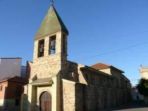 parroquia de puerta de rey astorga 1