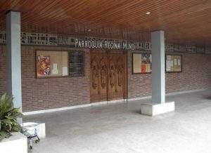 parroquia de regina mundi granada