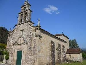 parroquia de riofrio mondariz