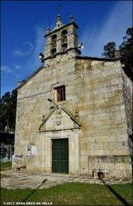 Parroquia de Sajamonde (Redondela)