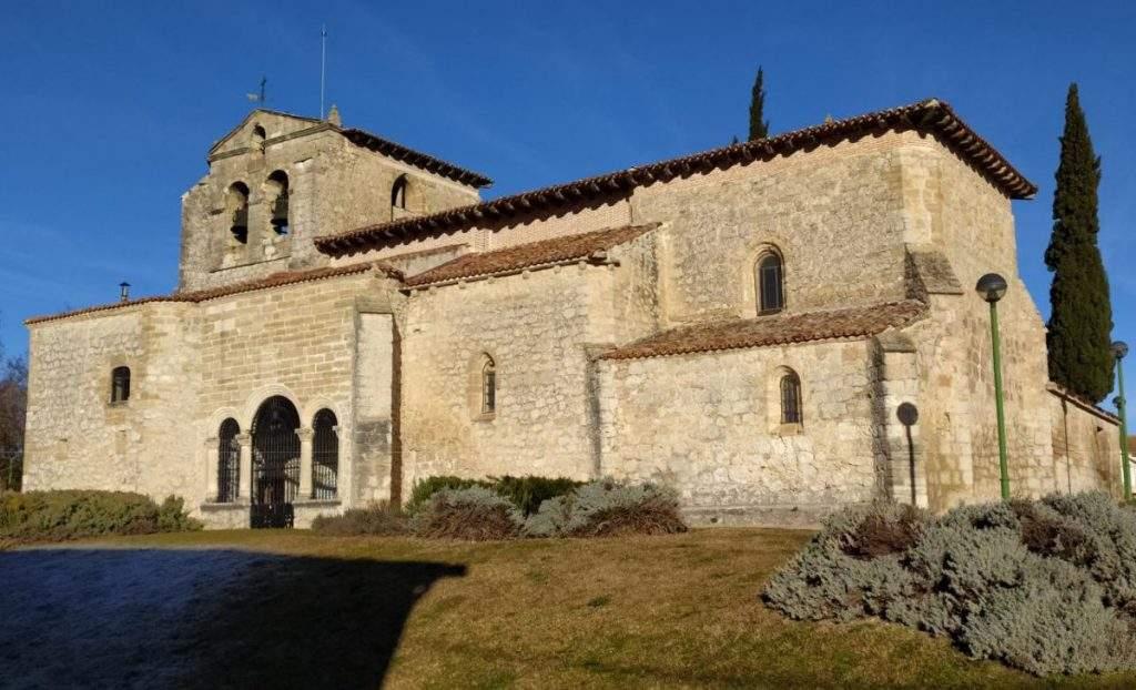 parroquia de san adrian martir villimar burgos