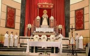 parroquia de san agustin de hipona alcala de guadaira