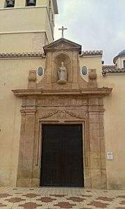 Parroquia de San Agustín (Fuente Álamo de Murcia)