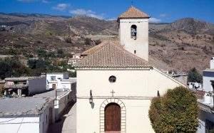 parroquia de san agustin lobras