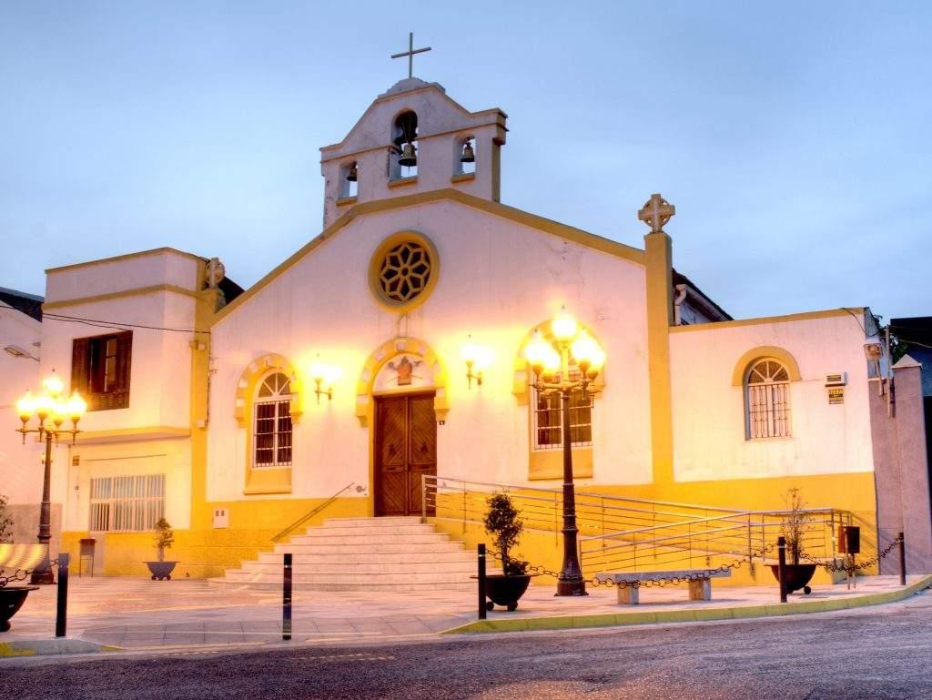 parroquia de san agustin melilla