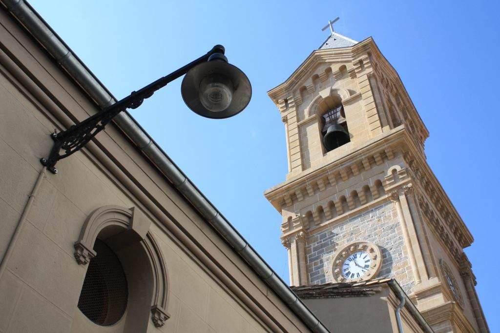 parroquia de san agustin pamplona