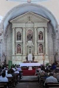 parroquia de san agustin villar de ciervo
