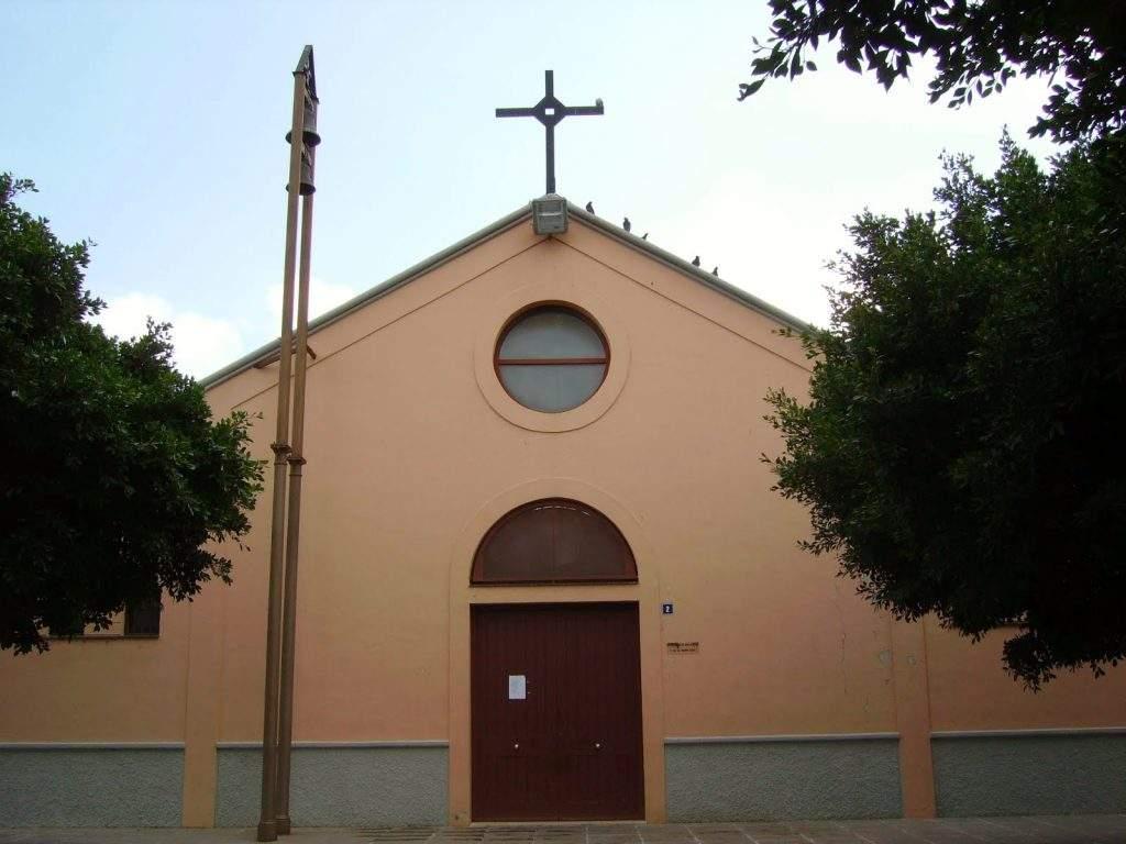 parroquia de san albino y la santa cruz tincer