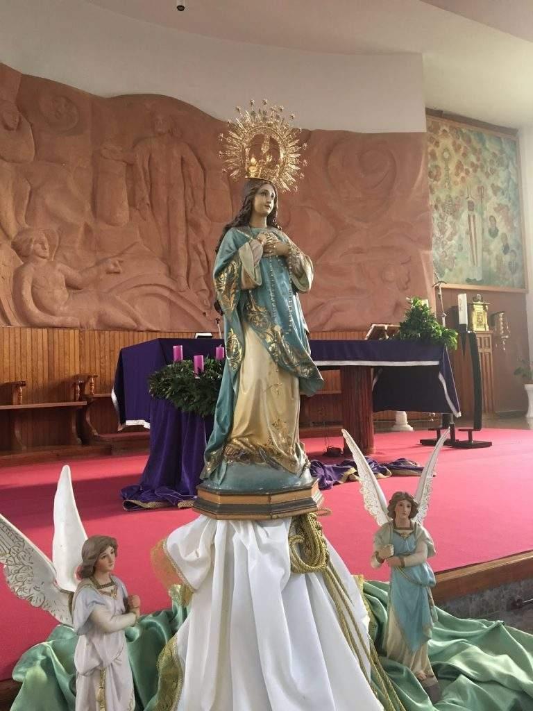 parroquia de san alfonso maria de ligorio santa cruz de tenerife