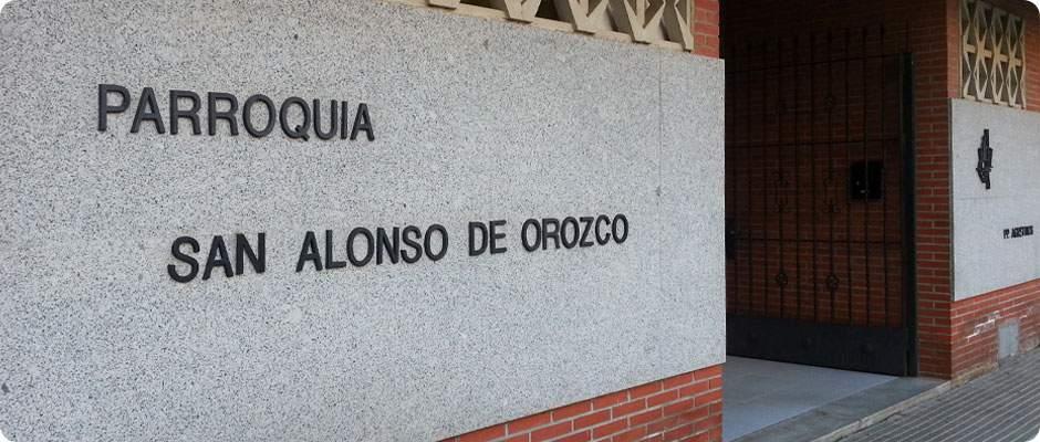 parroquia de san alonso de orozco agustinos talavera de la reina