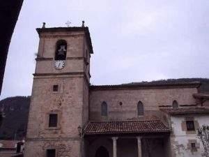 parroquia de san andres apostol amescoa baja