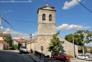 parroquia de san andres apostol becerril de la sierra