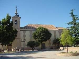 parroquia de san andres apostol cubas de la sagra
