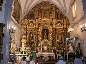 parroquia de san andres apostol encinasola