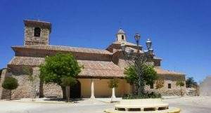 parroquia de san andres apostol fuentiduena de tajo