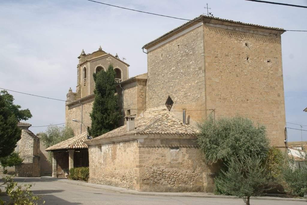 parroquia de san andres apostol la frontera