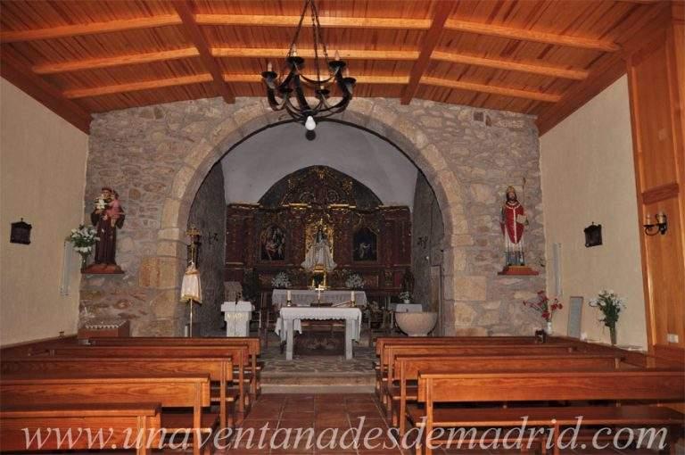 parroquia de san andres apostol la serna del monte