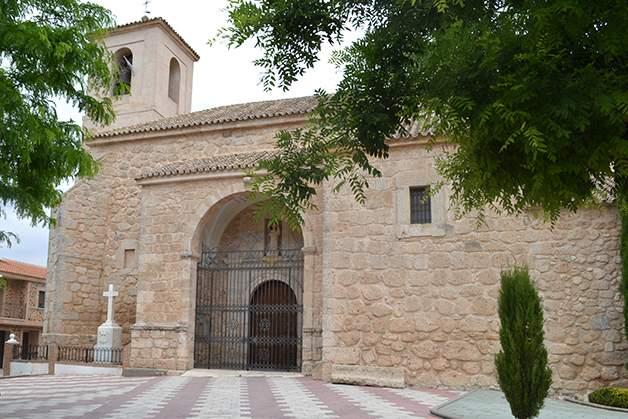 parroquia de san andres apostol miguel esteban
