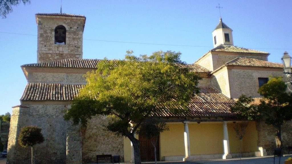 parroquia de san andres apostol monasterio de vega
