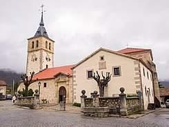 parroquia de san andres apostol rascafria