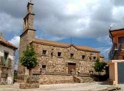 parroquia de san andres apostol serrada de la fuente