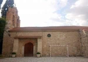 parroquia de san andres apostol torre de penafiel