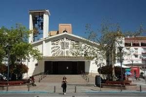 parroquia de san andres apostol torre del mar