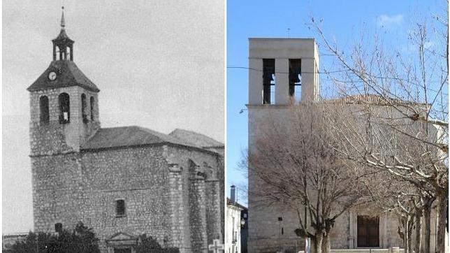 parroquia de san andres apostol villarejo de salvanes
