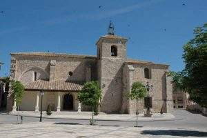parroquia de san andres apostol yebra