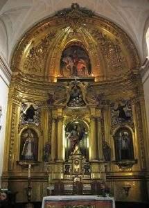parroquia de san andres azpilkueta