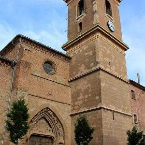 Parroquia de San Andrés (Calahorra)