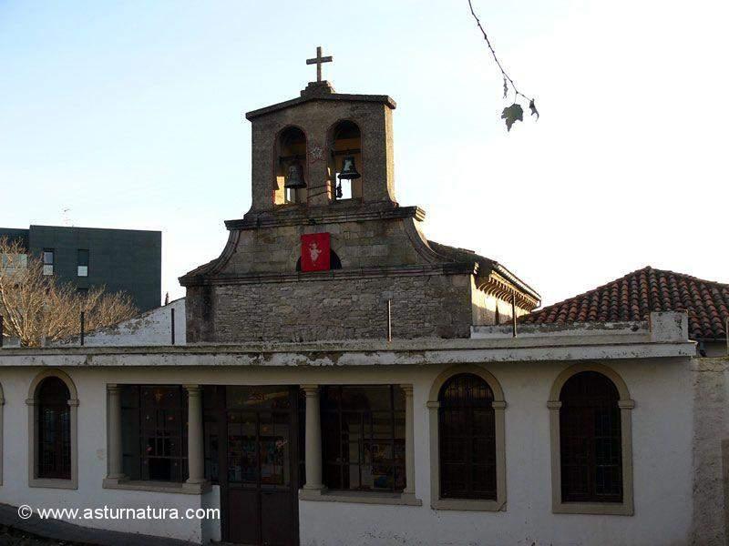 parroquia de san andres de ceares gijon