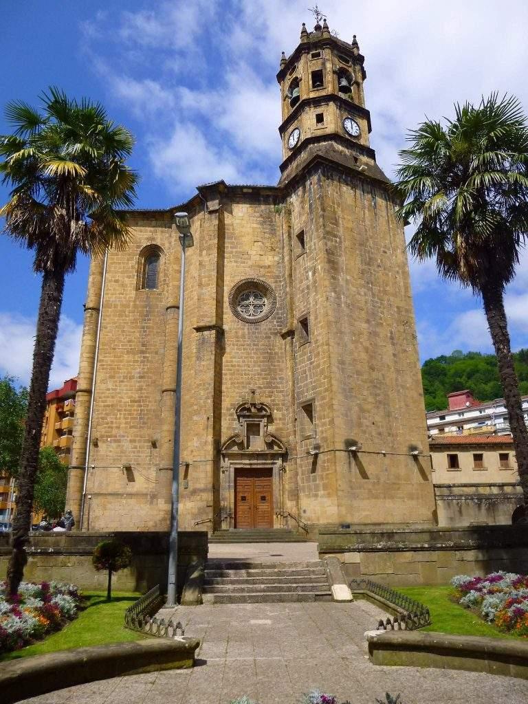 parroquia de san andres eibar