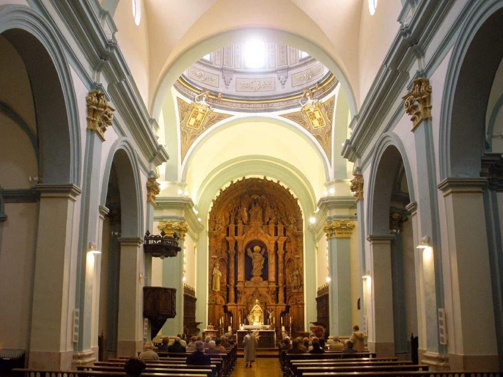 parroquia de san andres teruel