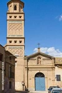 parroquia de san andres torres de berrellen