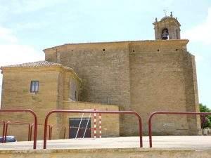 parroquia de san andres torres del rio
