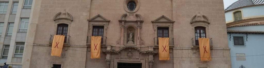 parroquia de san andres y santa maria de la arrixaca murcia