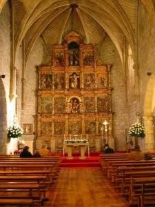 Parroquia de San Andrés (Zizur Mayor)